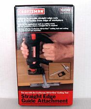 Craftsman 932362 Straight Edge Guide Attachment for All In One Cutting Tools