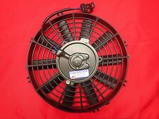 10 INCH UNIVERSAL 12 VOLT RADIATOR ELECTRIC COOLING FAN SLIM LINE NEW