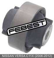 Rear Arm Bushing Front Arm For Nissan Versa C11X (2006-2012)
