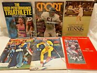 Vintage Lot Of Sports Illustrated & Dick Butkus Sports Magazine + More!