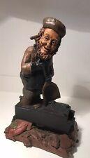 Euc Tom Clarke Stokes Train Gnome With Shovel 1986. Rare.