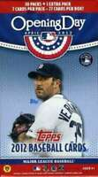 2012 Topps Opening Day #1 - 219 U - Pick Mint to Near Mint Condition