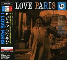 Michel Legrand - I Love Paris [New CD] Japan - Import