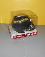 New Riddell Mini Football Helmet Company Promotional Panther Expedited Trucking
