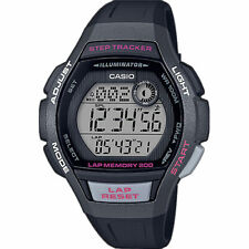 Casio Collection reloj de mujer Lws-2000h-1avef digital gris