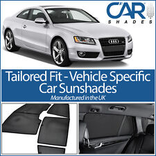 Audi A5 2 Door Coupe 2007-16 UV CAR SHADES WINDOW SUN BLINDS PRIVACY GLASS TINT