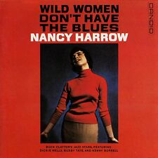 Nacy Harrow / Wild Women Don't Have The Blues - Original Candid - West Germany