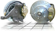 1960-62 GMC CHEVY TRUCK DISC BRAKE CONVERSION KIT 6-LUG, STOCK HEIGHT