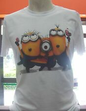 Tshirt minions despicable me,cattivissimo me