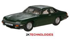 Oxford 76XJS003 Jaguar Xjs Coupe Moreland Vert 1/76 Echelle = 00 Gauge Nouveau