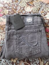 Rock & Republic (USA) Fine Cord Grey Jeans 29 NWT