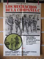 A1450  LOS MUCHACHOS DE LA COMPAÑIA C