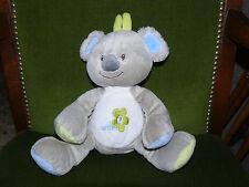 A SAISIR doudou/peluche koala arthur ton bleu dans coffret parfum bébisol