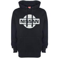 Nissan Logo Hoody Hoodie Hooded Top (Sizes XS - 3XL)