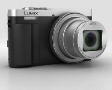 Panasonic LUMIX DMC-TZ70 12.1MP Digital Camera - silver** uk stock**