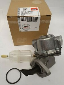 01478902 FUEL LIFT PUMP GENUINE HATZ 2,3, & 4 CYL  L & M RANGE OF ENGINES