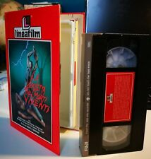 VHS LA VENDETTA DEI MORTI VIVENTI di Samuel M. Sherman [LINEAFILM]