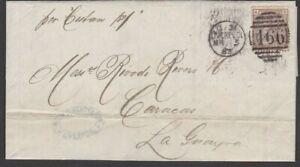 SUPER 1883 UNDERPAID 4D ENTIRE EX LIVERPOOL TO LA GUAYRA, CARACAS, VENEZUELA