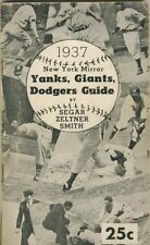 Baseball New York Yankees Vintage Sports Media Guides