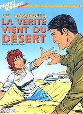MICHEL VAILLANT / PALMARES INEDIT (7) LABOURDET N°3 : LA VERITE VIENT DU DESERT