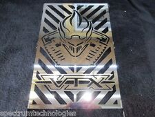 HONDA VTX1800 VTX 1800 R,N,S,T MODEL CUSTOM RADIATOR GRILLE GRILL COVER