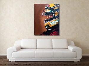 Canvas Wall Art - Senna