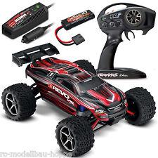 Traxxas E-Revo 1-16 Rtr Bl 2,4ghzGhz Tsm Cargador 4WD Monstruo Vxl TRX71076-3
