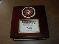 San Francisco Music Box Company My American Hero Usmc
