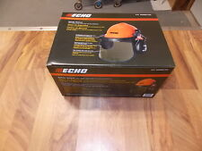 Echo 99988801500 Professional chainsaw safety Helmet with ear muffs protective