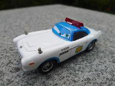 Mattel Disney Pixar Cars Security Guard Finn McMissile Metal Toy Car New Loose
