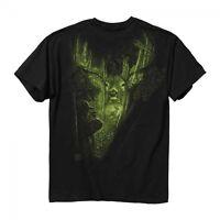 Deep Cover Buck Wear T-Shirt, Hunting Deer Men's