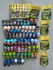 *** TMNT Teenage Mutant Ninja Turtles 2003 Mighty Beanz toys Lot Of 66 ***