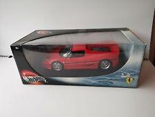 1:18 Ferrari F50, by Hot Wheels
