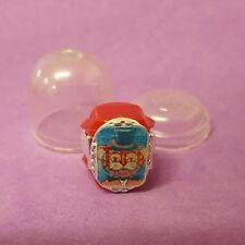 Vintage Top Hat Tiger Flicker Ring, ring-holder & Capsule gumball vending prize
