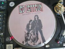 """Led Zeppelin - Stairway To  Heaven ULTRA RARE 12"""" PICTURE DISC PROMO JAPAN LP"""