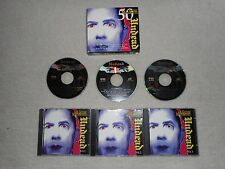 UNDEAD 50 GOTHIC MASTERPIECES 3 CD SET BAUHAUS THE MISSION THE DAMNED MARIONETT