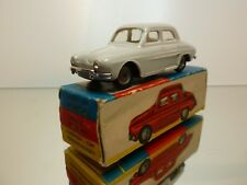 POLISTIL 30 ALFA ROMEO DAUPHINE 1959-1964 RENAULT - GREY 1:41 EXTREMELY RARE