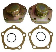 LAND ROVER DISCOVERY 300TDI HEAVY DUTY DRIVE FLANGES 24 SPLINE (PAIR)
