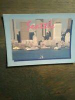 WASHINGTON STATE FERRIES 1 VINTAGE POST CARD SEATTLE WASHINGTON