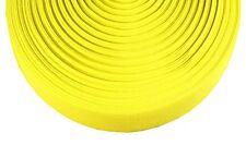 1m Gummiband Gewebt 20mm breit, viele Farben NEU #