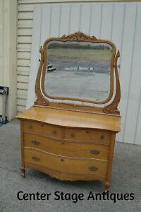 Mirror Antique Dressers Vanities 1800 1899 For Sale Ebay