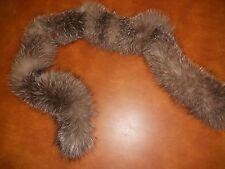Silver fox fur...mountain man, crafts, fly tying