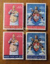 EBS Vatican City Città del Vaticano 1959 Coronation John XXIII 250-3 MNH**
