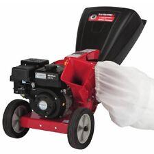 Yard Machines 24A-45M4700 208cc Gas Chipper Shredder with 2 in. Feeder