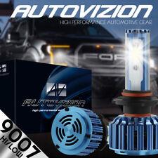 AUTOVIZION LED HID Headlight kit 9007 HB5 White for 2000-2004 Volkswagen Jetta
