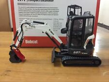 Universal Hobbies UH8131 Bobcat E27z With Cabin Compact Excavator 1/25 Scale