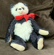 Up For Adoption: OOAK Artist-Frances Harper: Black And White Panda Bear