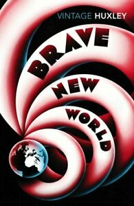 Brave New World: Vintage by Huxley, Aldous Paperback Book The Cheap Fast Free