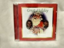 Great Holiday Classics Forever Gold Import 1999 Retro Music               cd5492