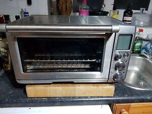 Breville Smart Oven BOV800XL /A 120v 1800w Microwave Toaster Toastie RV Camper